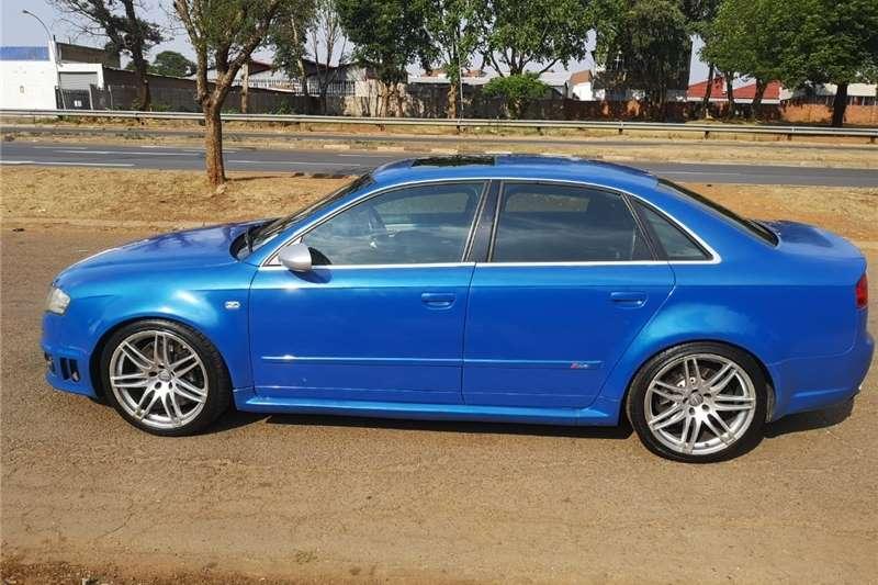 Audi RS4 QUATTRO 2007