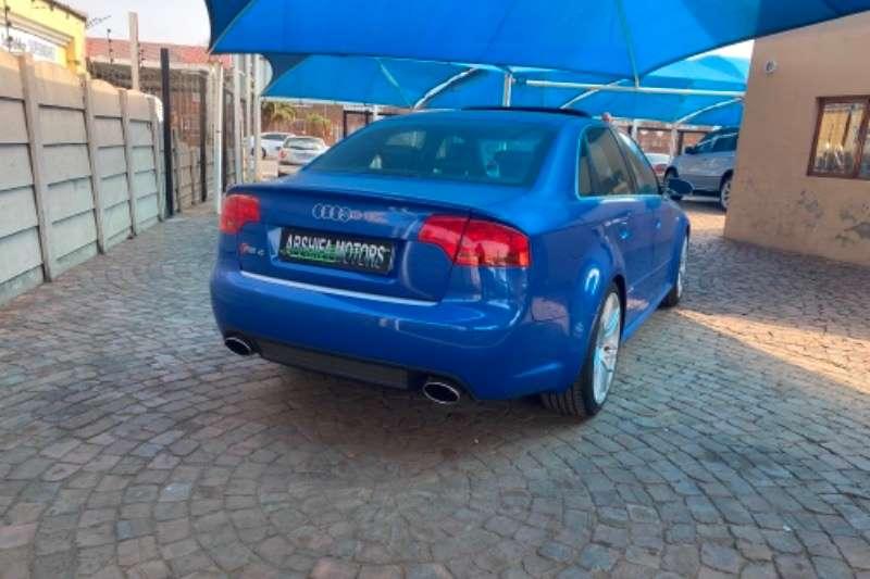 Used 2007 Audi RS4 QUATTRO