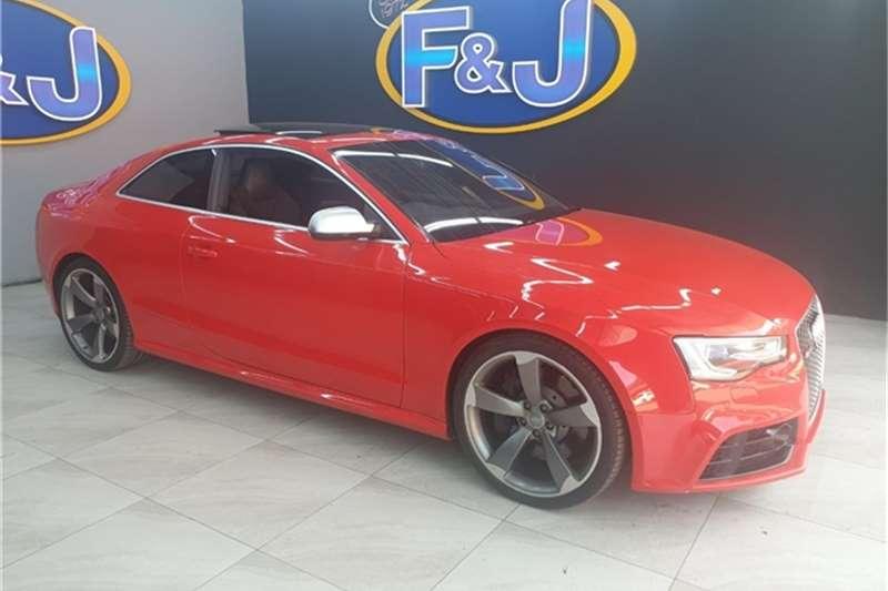 2013 Audi RS5 coupe quattro