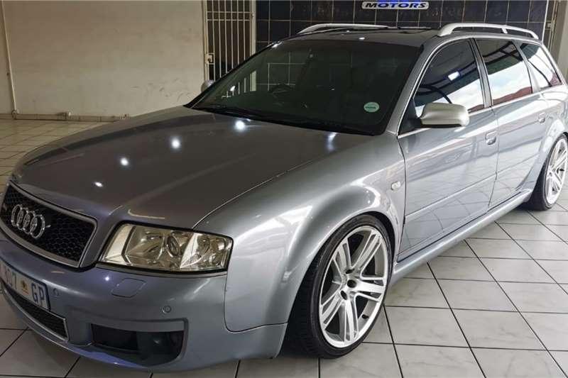 Used 2004 Audi RS6 Avant quattro