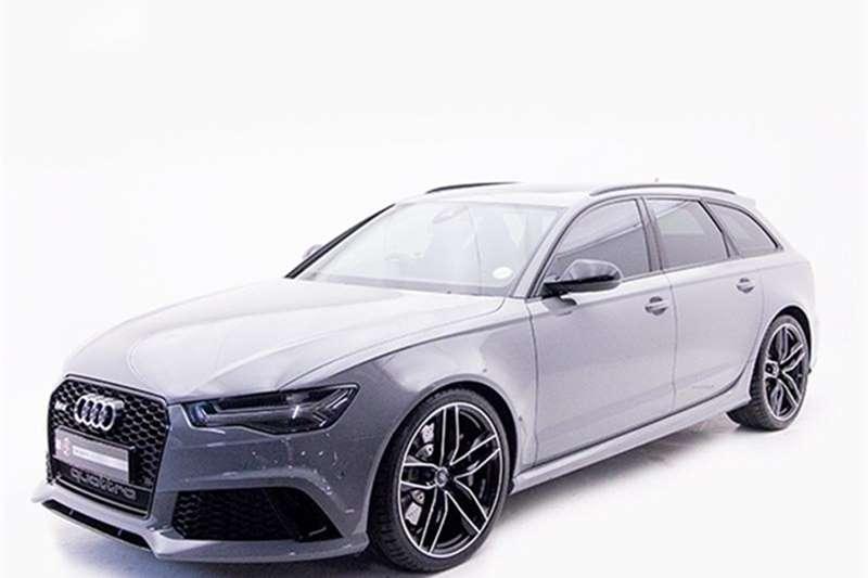 Audi RS6 Avant quattro 2017