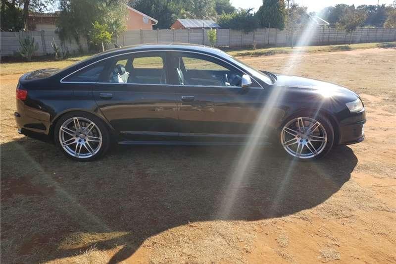 Used 0 Audi RS6