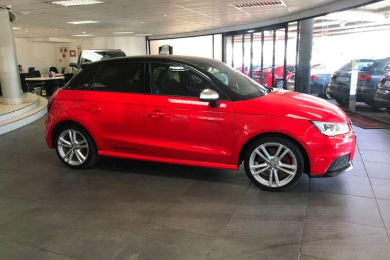 Audi S1 Sportback quattro 2016