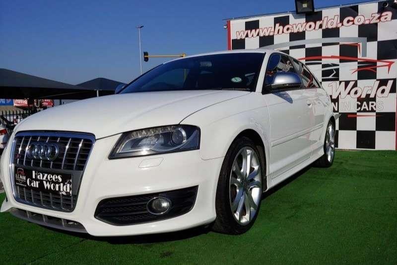 Audi S3 3 door quattro 2009