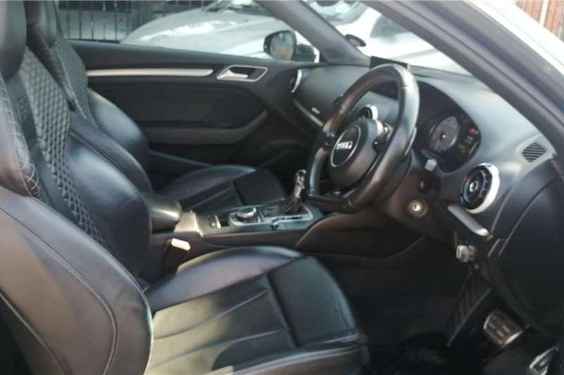 Used 2015 Audi S3 3 door quattro