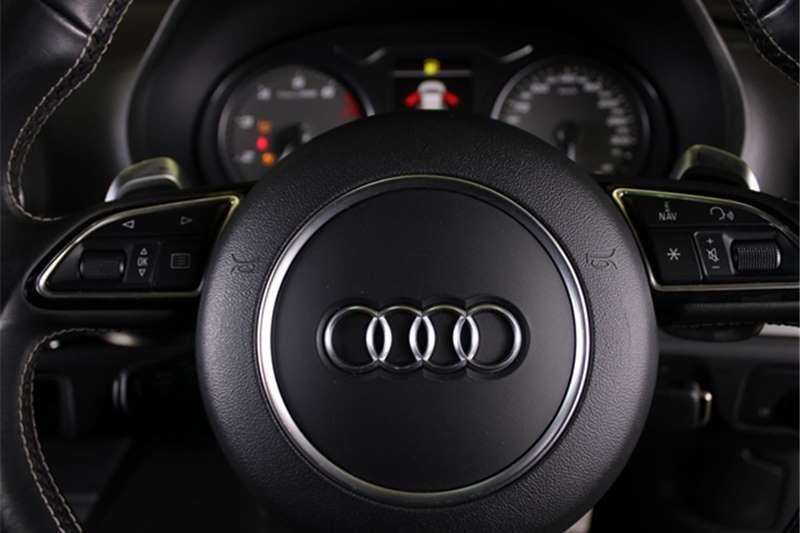 2014 Audi S3 Sportback quattro
