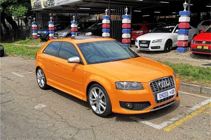 Audi S3 quattro 2008