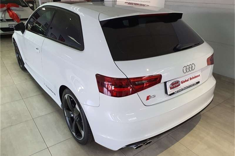 Audi S3 quattro auto 2015