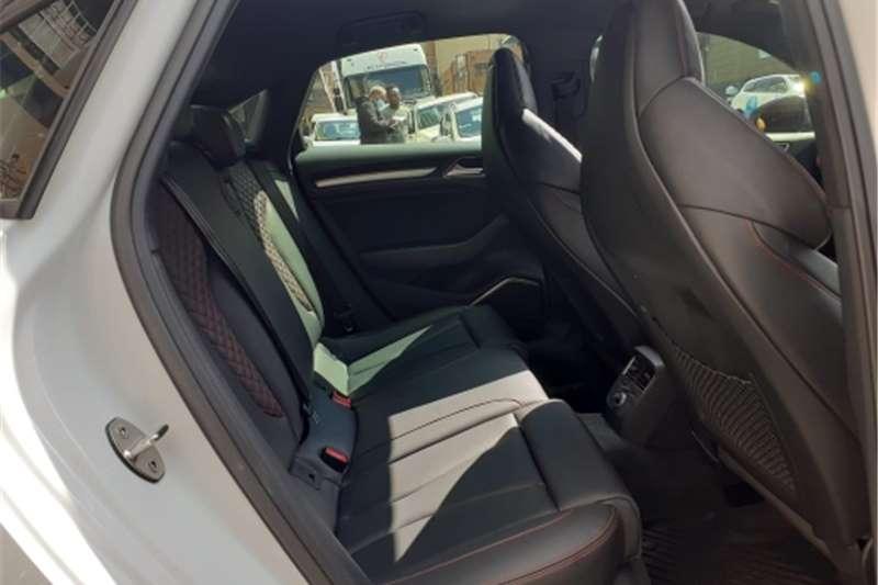 Used 2018 Audi S3 sedan quattro