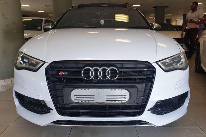 Audi S3 Sedan S3 STRONIC 2014