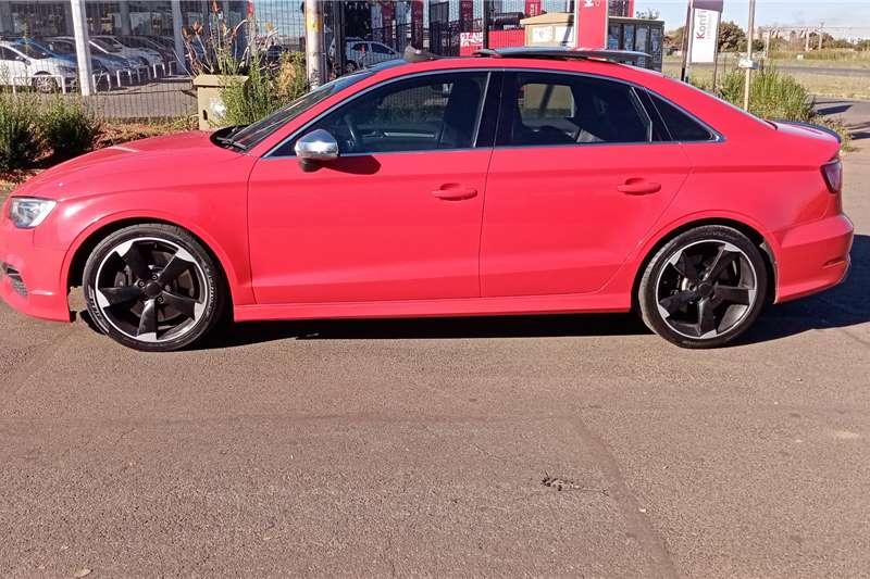 Used 2014 Audi S3 Sedan S3 STRONIC