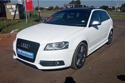 Audi S3 Sportback quattro 2010