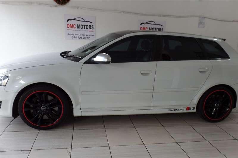 Used 2012 Audi S3 Sportback quattro