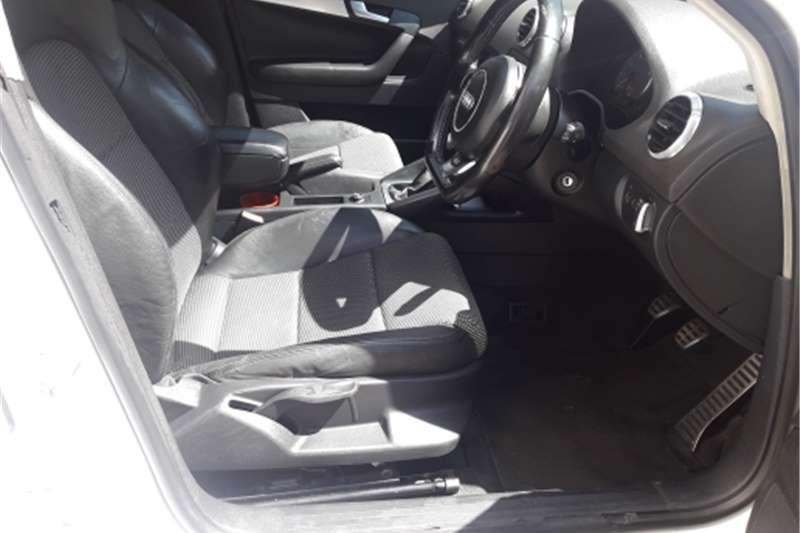 Audi S3 Sportback quattro 2013