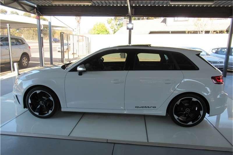 Audi S3 Sportback quattro 2015