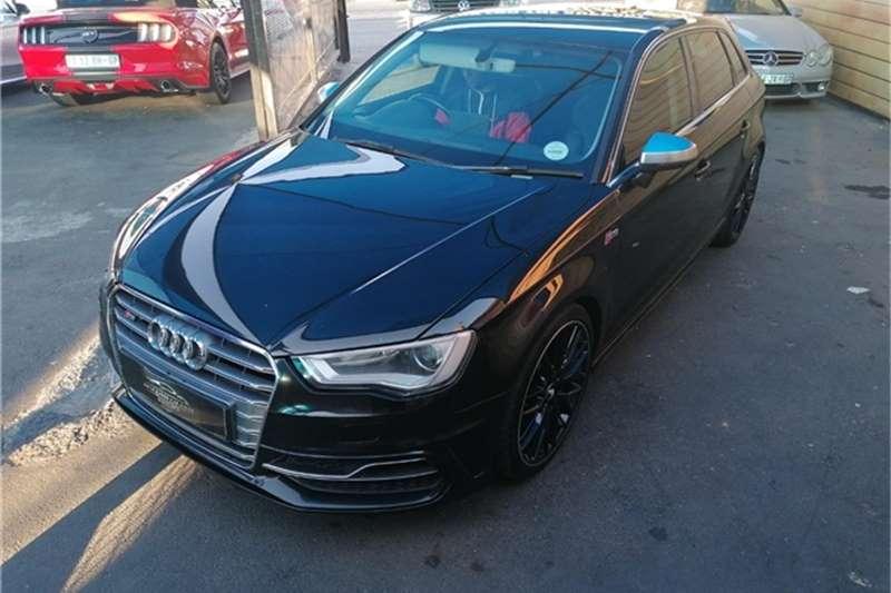 Used 2015 Audi S3 Sportback quattro