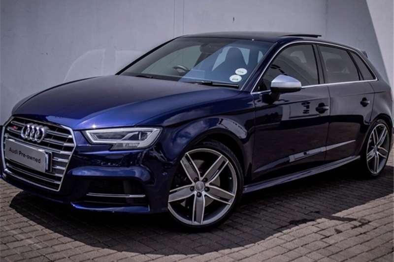 Audi S3 S3 Sportback quattro for sale in Gauteng   Auto Mart