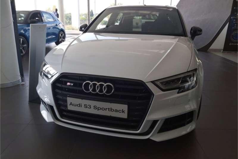 Audi S3 Sportback quattro 2019