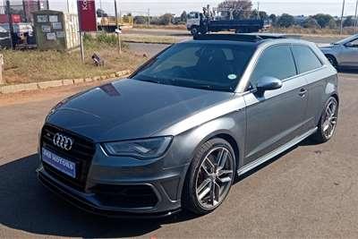 Used 2015 Audi S3 Sportback quattro auto