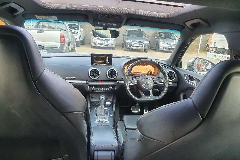 Used 2017 Audi S3 Sportback quattro auto