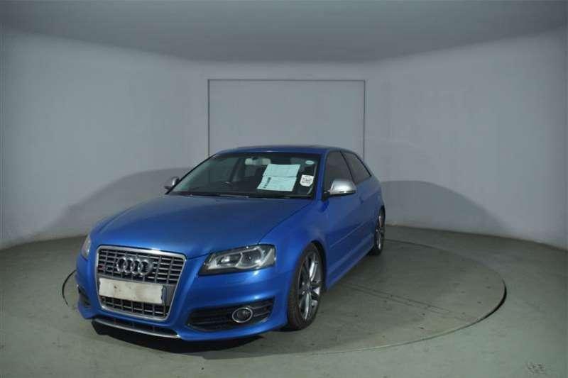 Audi S3 STRONIC 2010