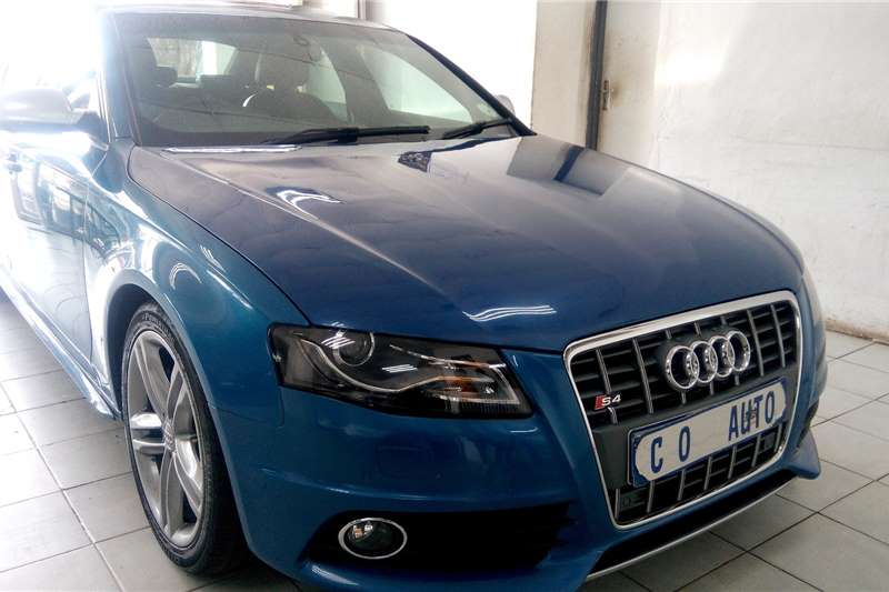 Audi S4 3.0 2011