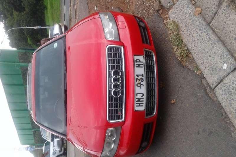 Audi S4 Avant quattro 2006