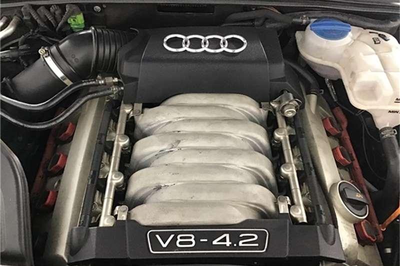 Audi S4 Avant quattro tiptronic 2006