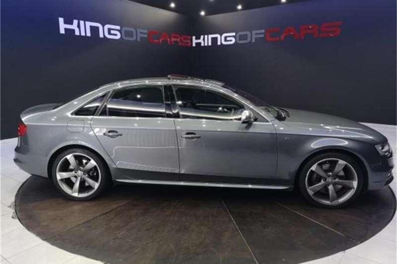 2012 Audi S4 S4 quattro