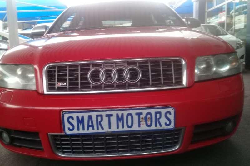 Audi S4 Sedan S4 3.0 TFSI QUATTRO TIPTRONIC 2006