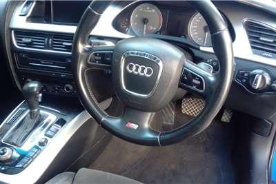Audi S4 Sedan S4 3.0 TFSI QUATTRO TIPTRONIC 2011