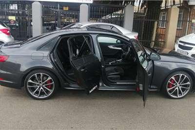 Audi S4 Sedan S4 3.0 TFSI QUATTRO TIPTRONIC 2018
