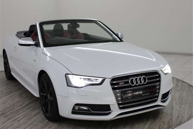 Audi S5 CAB 3.0 TFSi QUATT STRNIC 2013
