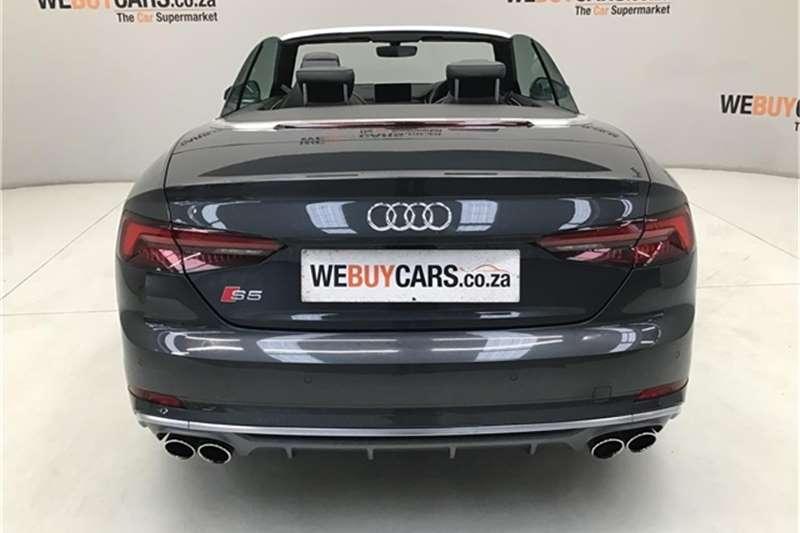 Audi S5 cabriolet quattro 2019