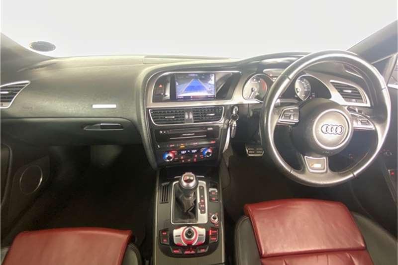 2014 Audi S5 S5 coupé quattro