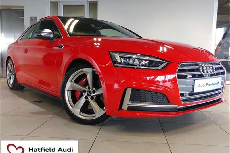 Audi S5 coupe quattro 2017