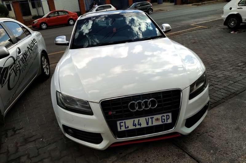 Audi S5 Coupe S5 3.0T FSI QUATTRO TIPTRONIC 2011