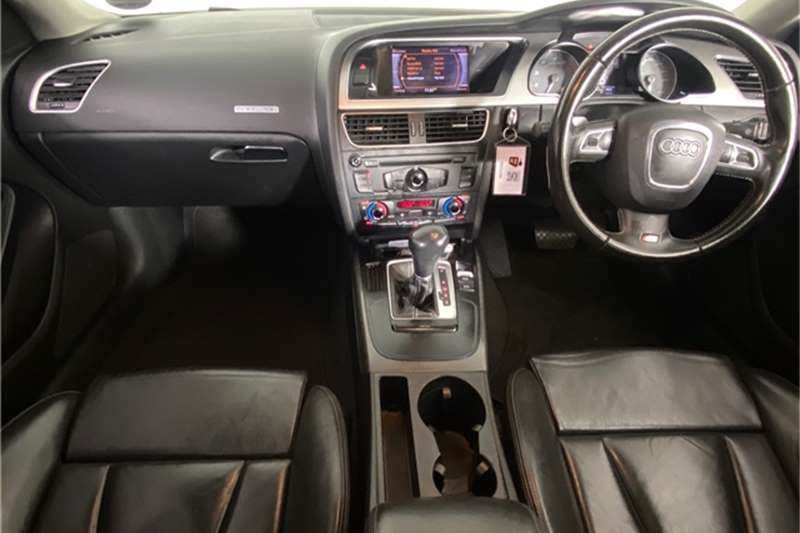 2010 Audi S5 S5 Sportback quattro