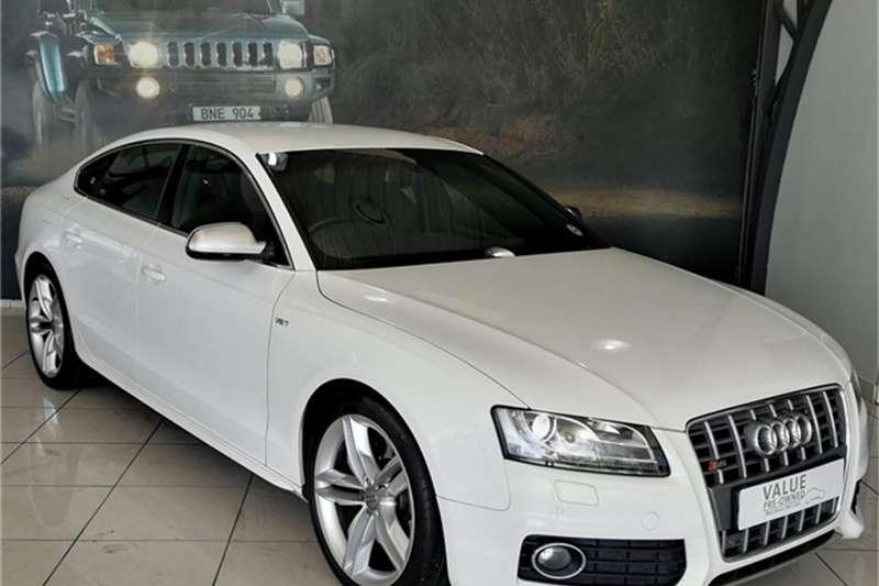 Audi S5 Sportback quattro 2011