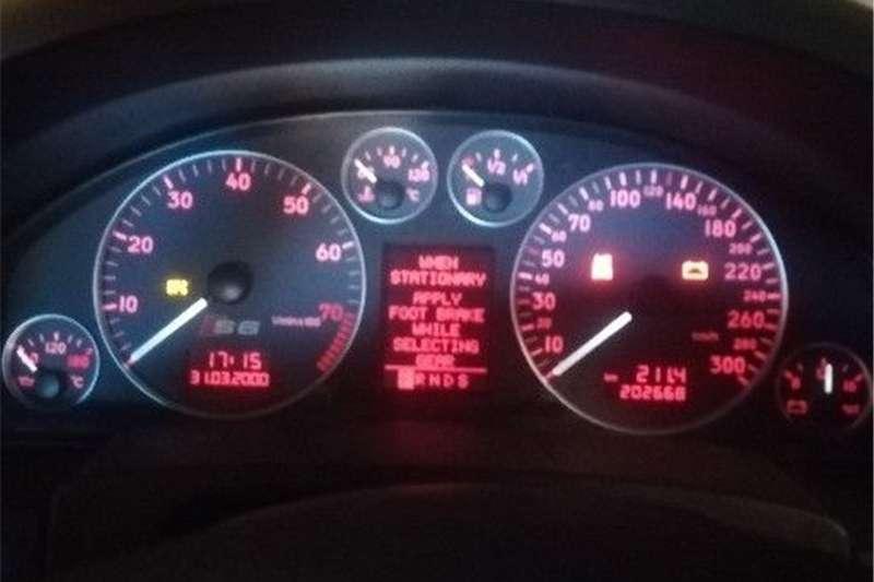Audi S6 quattro 2009