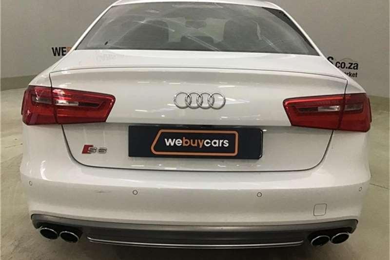 Audi S6 quattro 2013