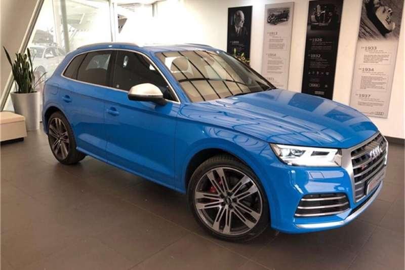 2019 Audi SQ5 quattro