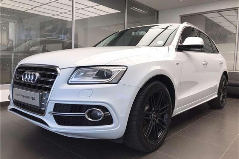 Audi SQ5 quattro 2016