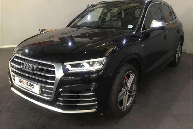 Audi SQ5 quattro 2017