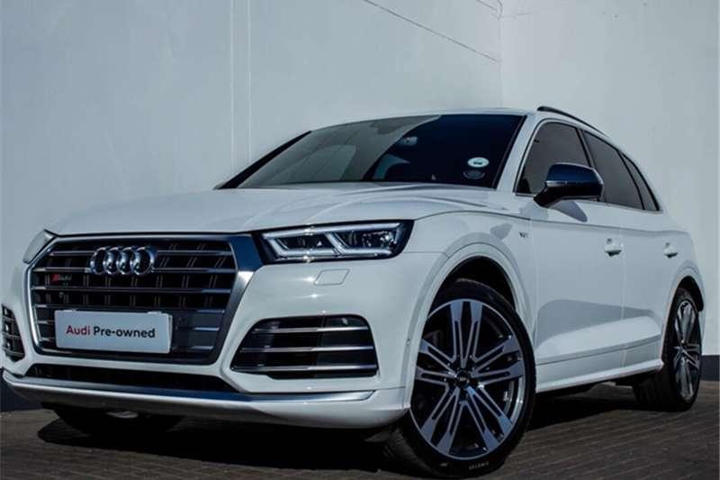 Audi SQ5 quattro 2018