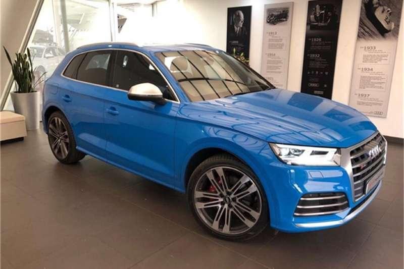 Audi SQ5 quattro 2019