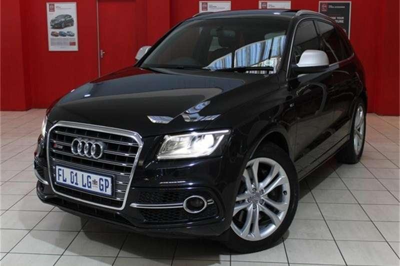 Audi SQ5 TDI quattro 2014