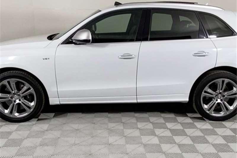 2015 Audi SQ5 SQ5 TDI quattro