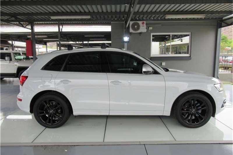Audi SQ5 TDI quattro 2016