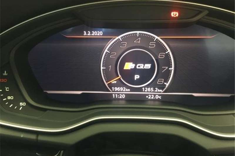 Audi SQ5 TFSI Quattro 2019